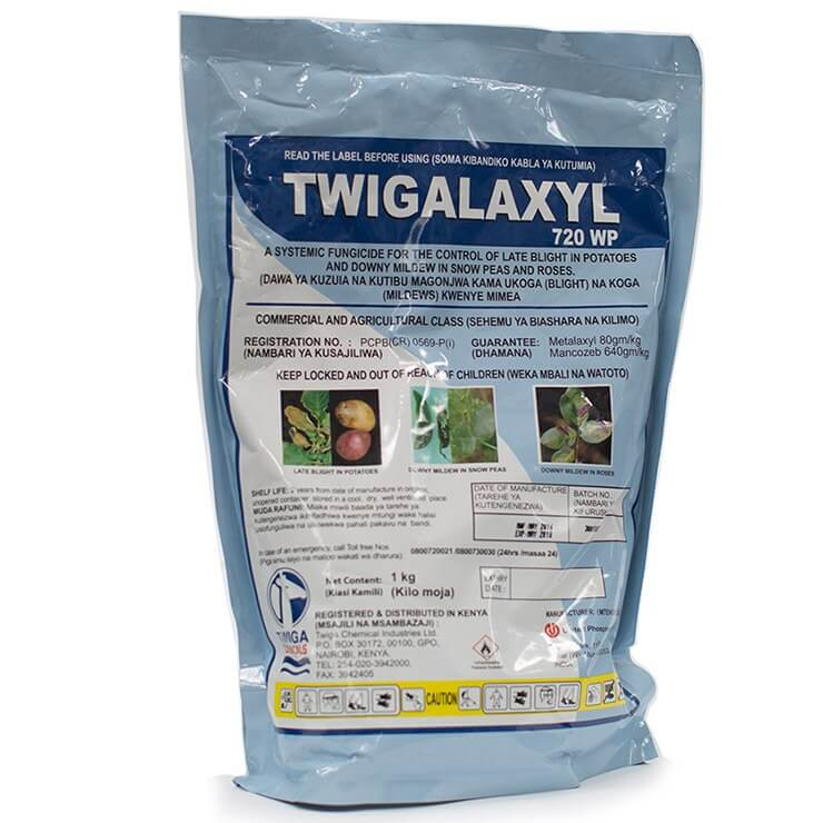 Twigalaxyl 720WP