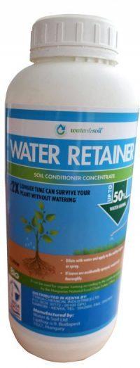 WATER RETAINER