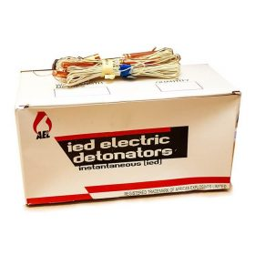 INSTANTANEOUS ELECTRIC DETONATORS