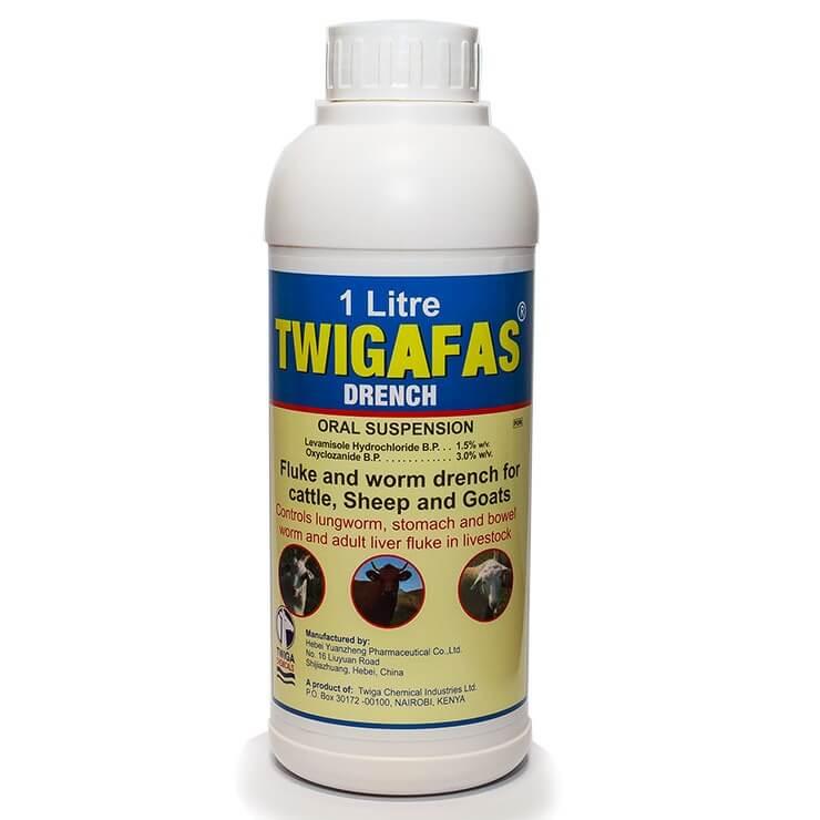 TWIGAFAS DRENCH