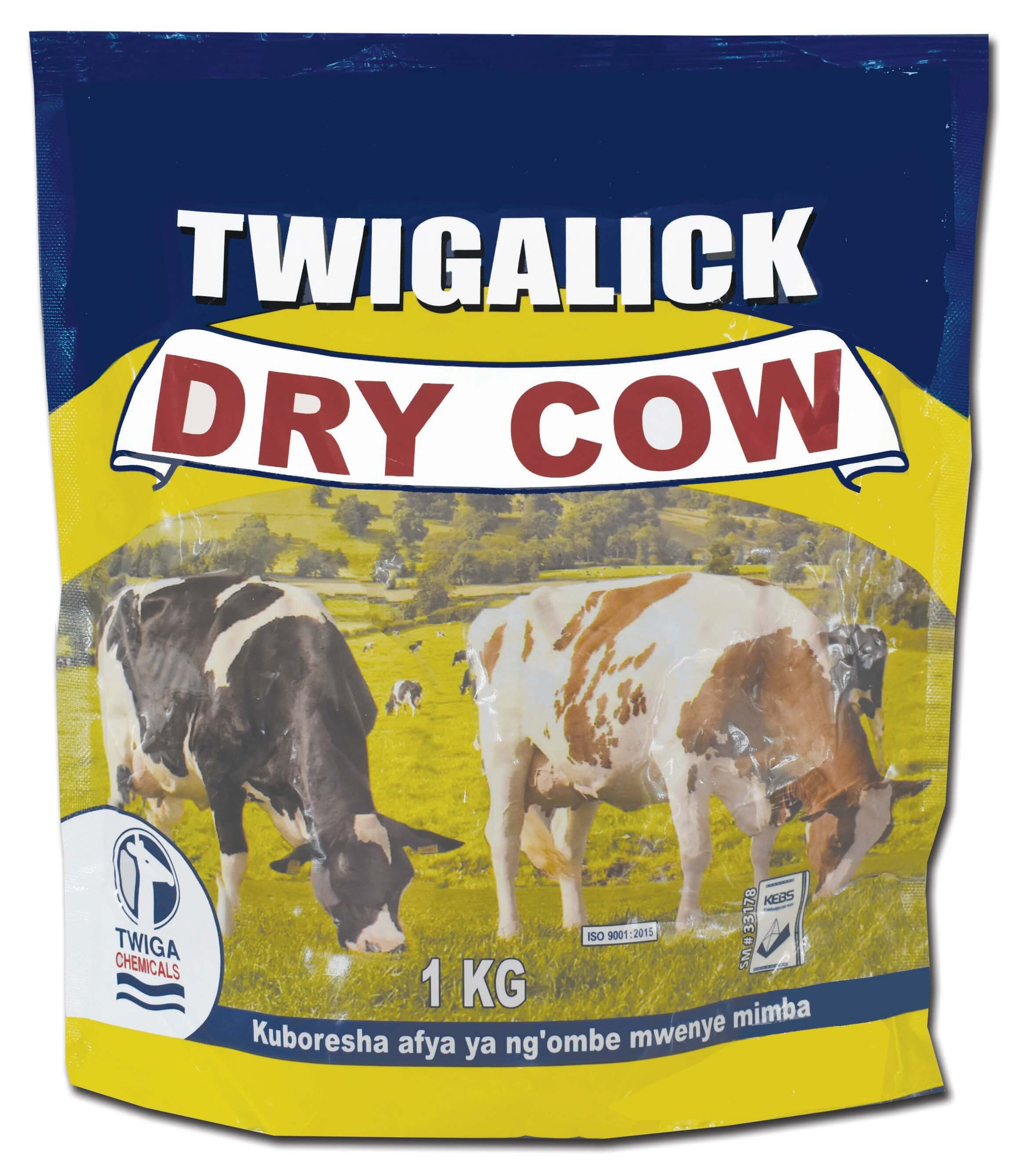 TWIGALICK DRY COW