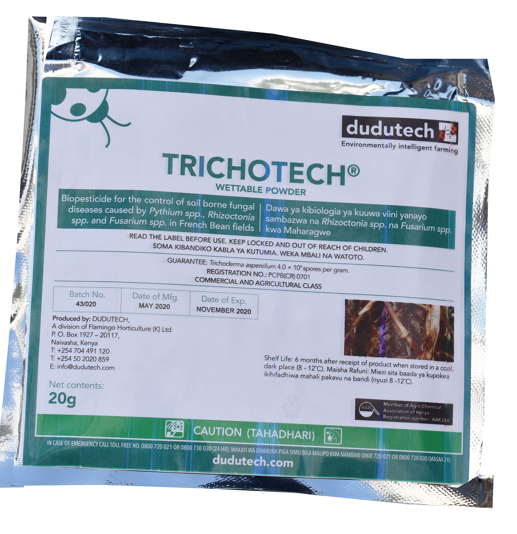 TRICHOTECH